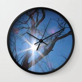 Marrow Sunrise Wall Clock