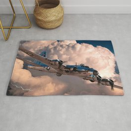 B-29 Superfortress Rug