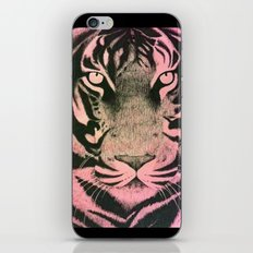 Be a Tiger (Pink) iPhone Skin