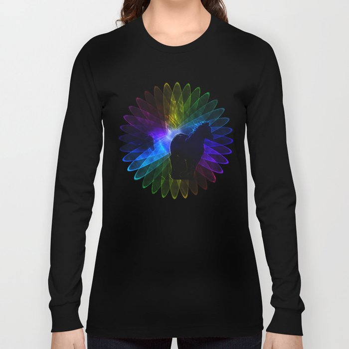 Night Mares Long Sleeve T-shirt