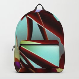Distant Angle To Trap Fractal Art Backpack