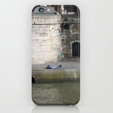 Naptime in Paris iPhone 6s Slim Case