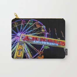 Ferris Wheel at Carnival Carry-All Pouch