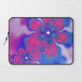 Fleurs Fête Fractal Laptop Sleeve