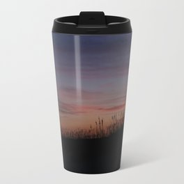 Cape Hatteras Lighthouse at Sunset Travel Mug