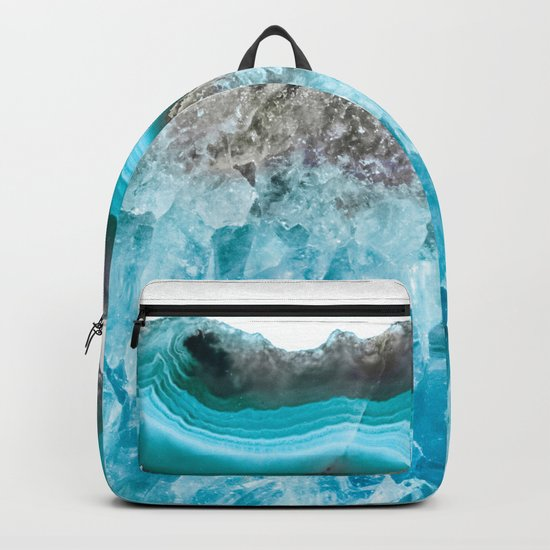Mermaid Agate Backpack