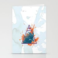 island Stationery Cards featuring Island by Last Call