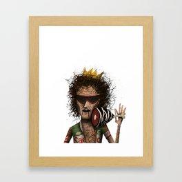 Mario Cipollini Framed Art Print