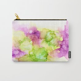 Limeade Flamingo Cloud Fish Emergence Carry-All Pouch