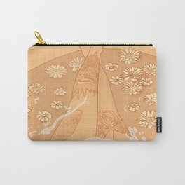 Flower Bath 10 (censored version) Carry-All Pouch
