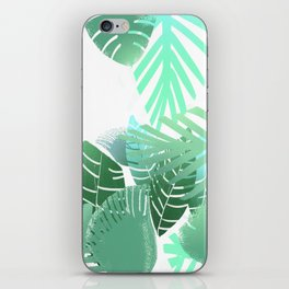 Welcome To My Jungle iPhone Skin