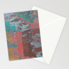 Peeling Pastel Stationery Cards