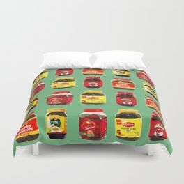 Choose Your Poison Duvet Cover