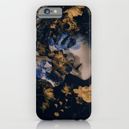 Golden Raven | Baekhyun iPhone Case