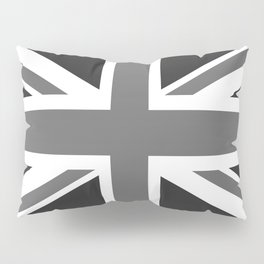 Union Jack Flag - 3:5 Scale Pillow Sham