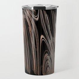 3D Fractal Coils Travel Mug