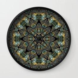 Labradorite Starlight Wall Clock