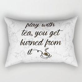 Ariana Tea Rectangular Pillow