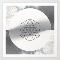 Fruition • Solar Ternion Art Print