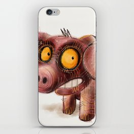 Piggy iPhone Skin