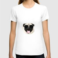 cheese T-shirts featuring CHEESE by Laura Maria Designs