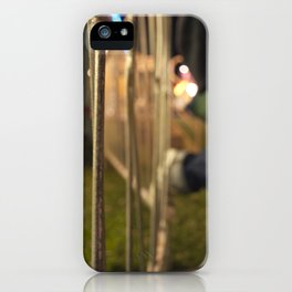 A Night at the Fair iPhone Case