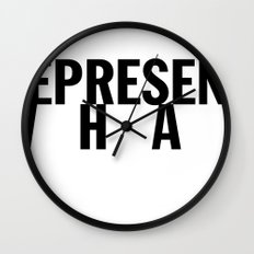 Represent What Wall Clock