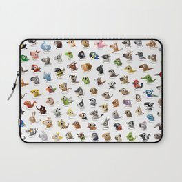 Marathon Animals Laptop Sleeve