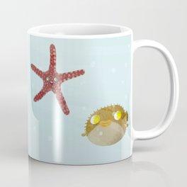 Bajo del mar Coffee Mug