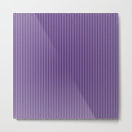 purple mood3 Metal Print
