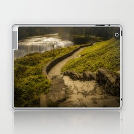 Tranquil World Laptop & iPad Skin