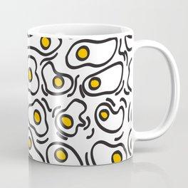 EGGS pattern Coffee Mug