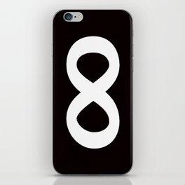 Infinite Heroes iPhone Skin