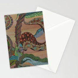 """""""Serpenti"""" by ICA PAVON Stationery Cards"""