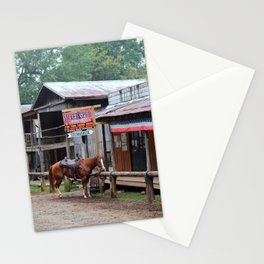 One Horse Town Stationery Cards