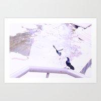 Birds of a Feather PT.1 Art Print