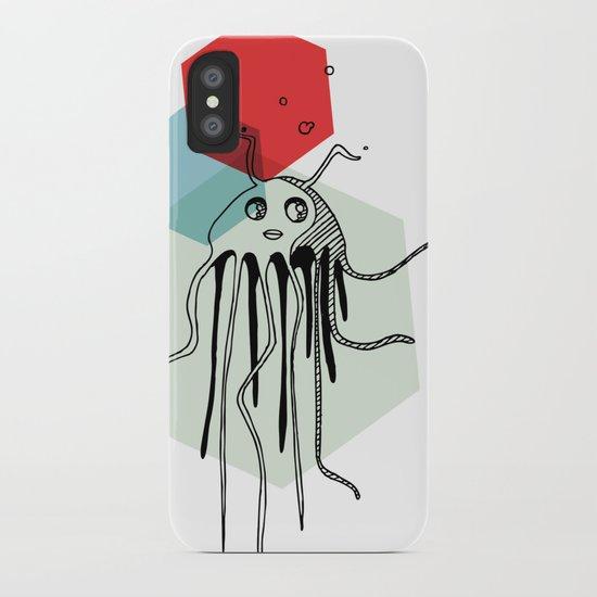 Squiggy iPhone Case