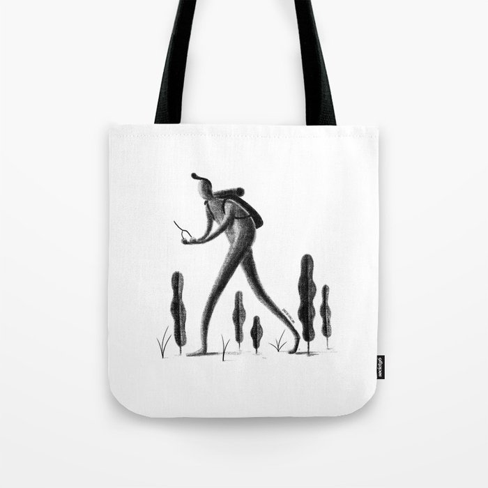 Explorador Tote Bag
