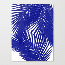 Palms Royal Canvas Print