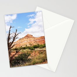 Palo Duro Landscape 2017 Stationery Cards