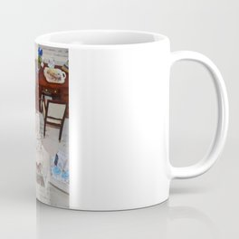 It's a small world when you live in a doll house Coffee Mug