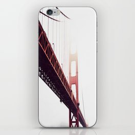 bridge with color iPhone Skin