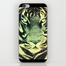 Be a Tiger (Yellow) iPhone Skin