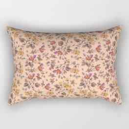 beach tea rose Rectangular Pillow