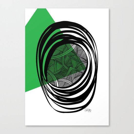 - plan b - Canvas Print