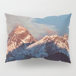 Sunset on the Everest Pillow Sham