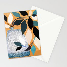 Ivy In The Courtyard Stationery Cards