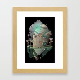 The death of the Ancient Framed Art Print