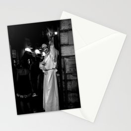 Street Performer, Rome, 2011 Stationery Cards