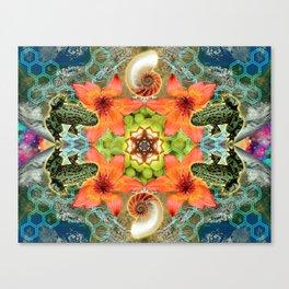 Alchemical Communion Canvas Print